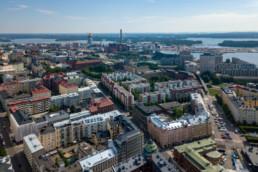 Kallio and Sörnäinen, Helsinki