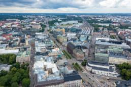 City centre, Helsinki