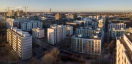 Itä-Pasila, overview