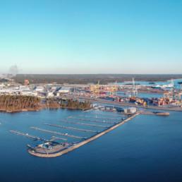 Port of Helsinki, Vuosaari