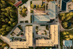 Vuosaari rooftop