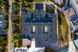 Vuosaari rooftop, Decepticon