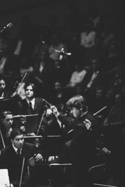 Esa-Pekka Salonen and the Orquesta Sinfonica Simon Bolivar