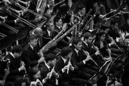 Musicians, Orquesta Sinfonica Simon Bolivar