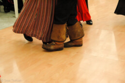 these boots are made for dancing...
