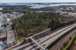 Pohjavedenpuisto, Vuosaari, Helsinki